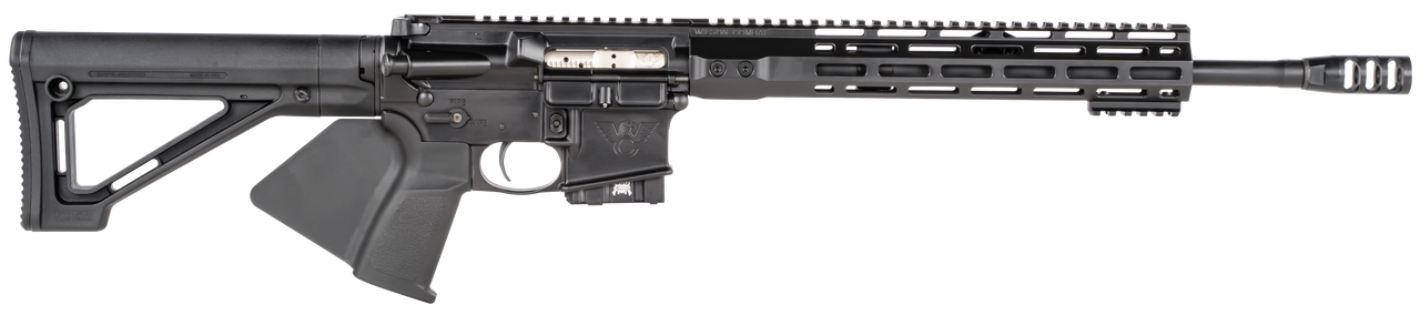 """Image of Wilson Combat Protector Carbine *CA Compliant 5.56mm 16.25"""", Black Hard Coat Anodized Magpul MOE Fixed Carbine Stock, 10 rd"""